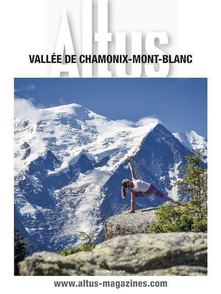 Vallée de Chamonix Mont-Blanc Eté
